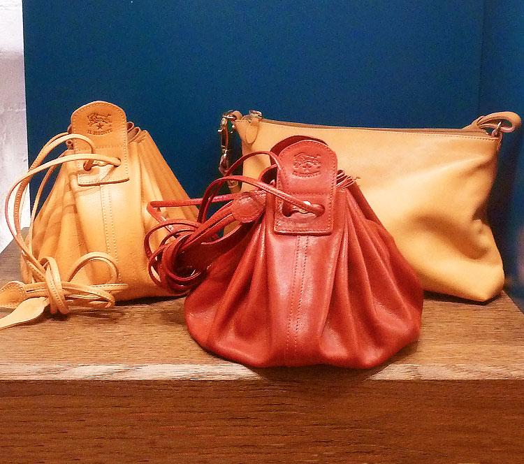 Classic Il Bisonte handbags