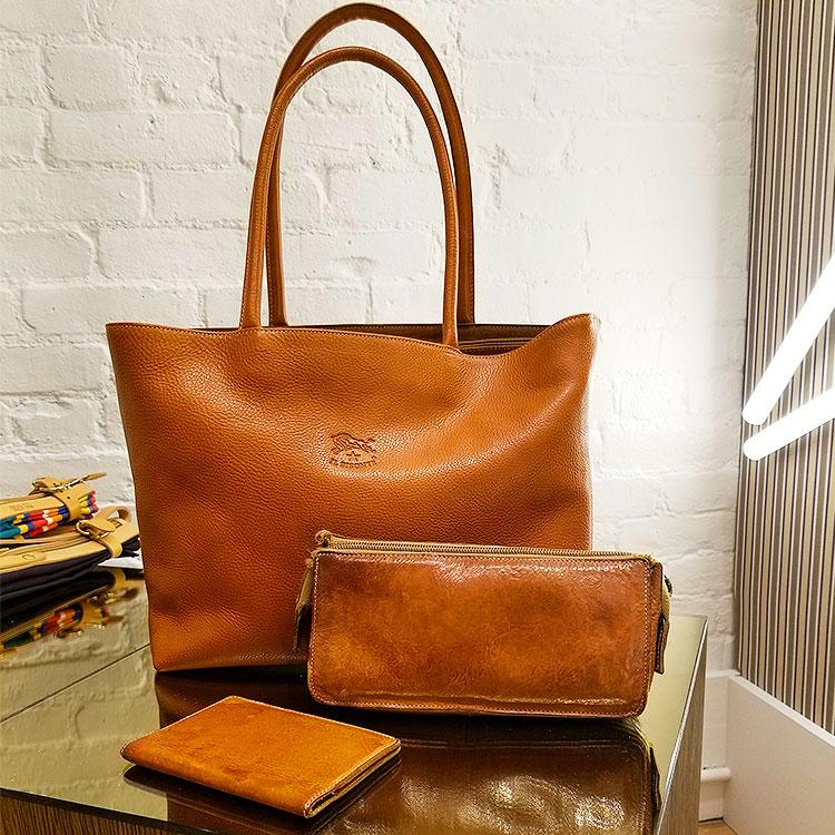 Il Bisonte Classic Tote Bag