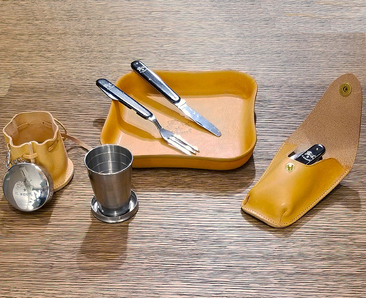 Il Bisonte Home Leather Home Collection