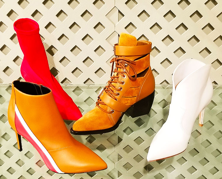 Summer Boots at Edon Manor