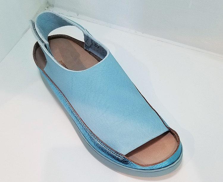 Trippeb Blue sandal