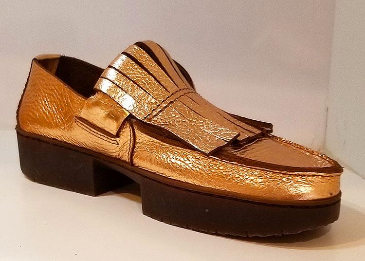 Trippen fringe loafer