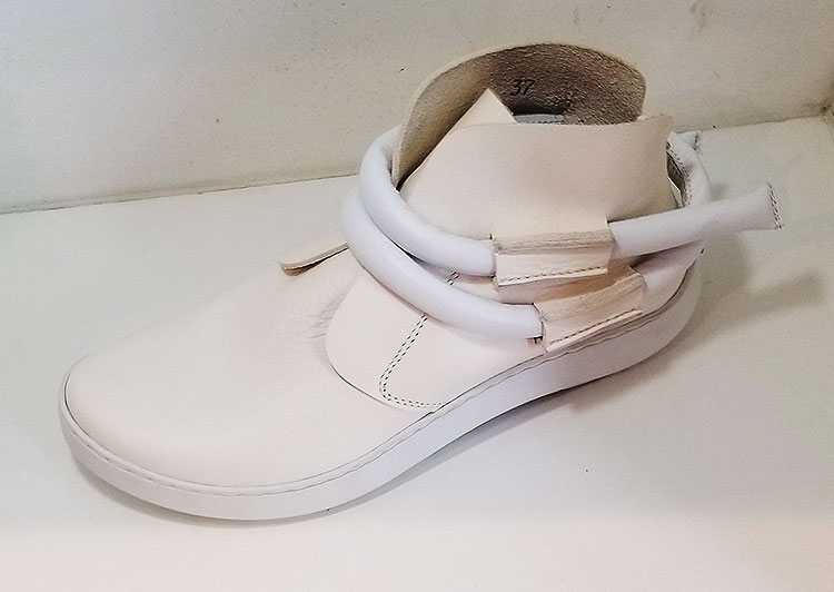 Trippen Boots in white