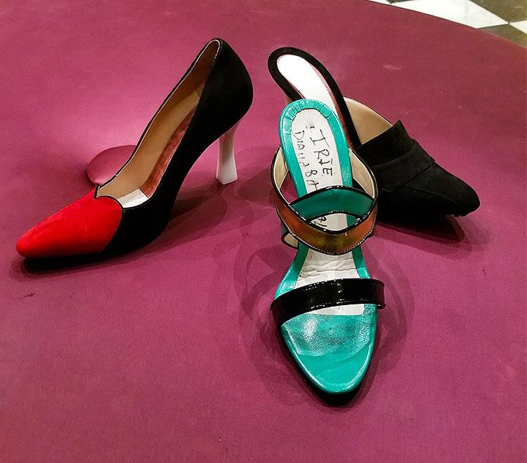 3 shoe lasts