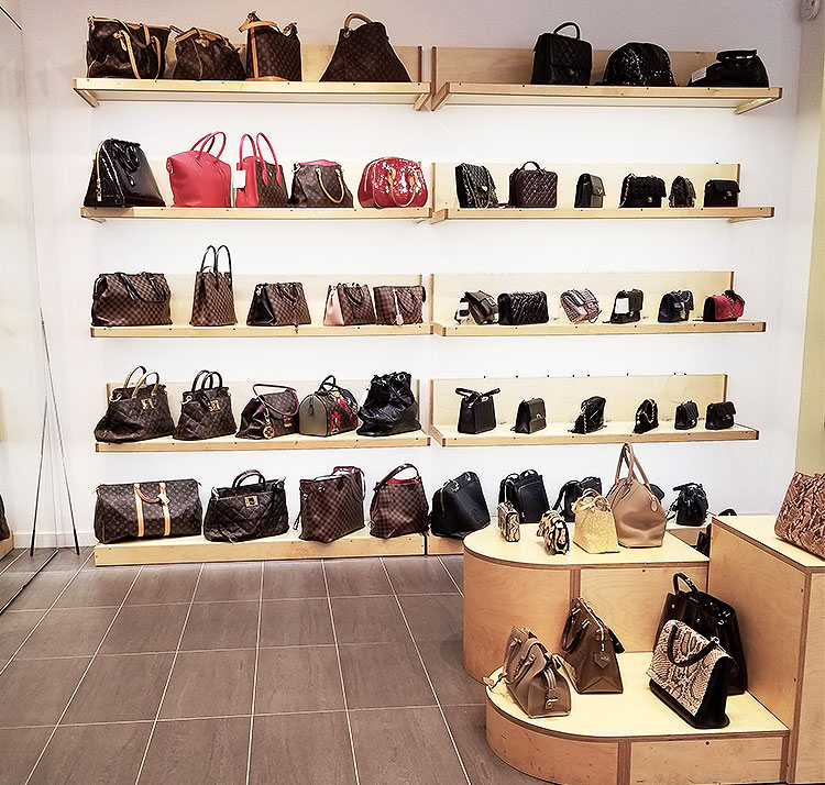 Handbags at Rebag