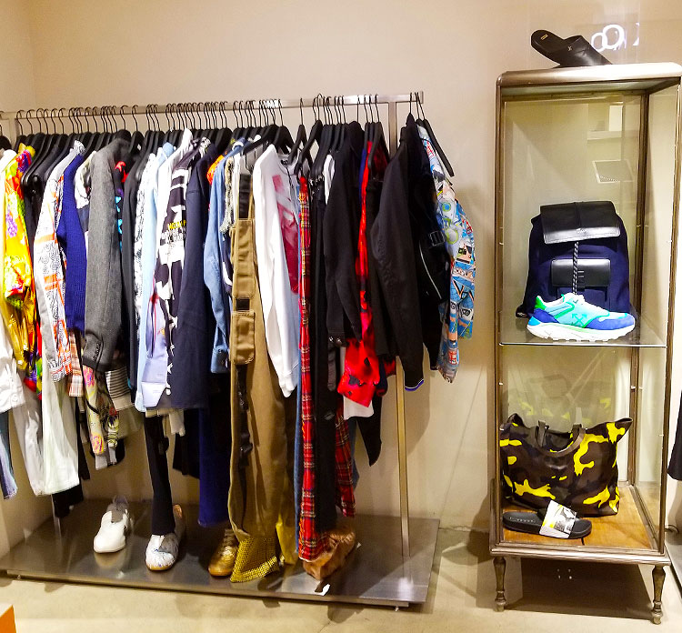 Men's clothing at The RealReal