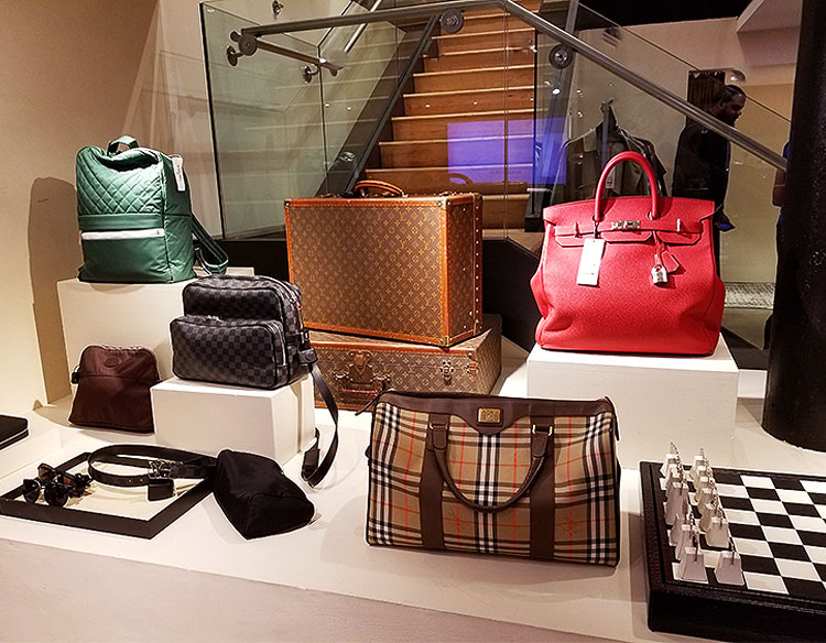 Men's bags at The RealReal