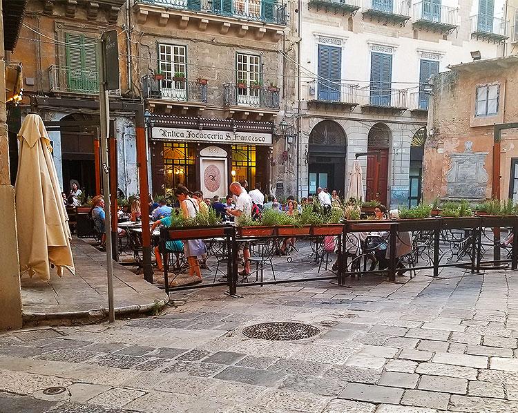 Antica Focceria San Francisco Palermo