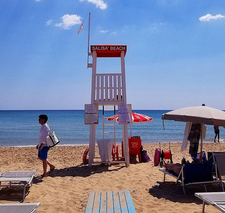 Salisa beach club