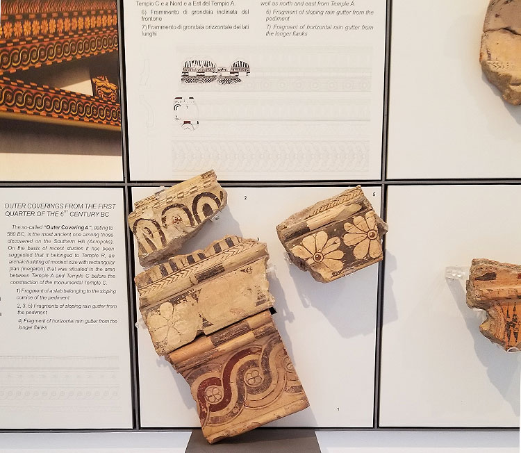 Fragments from Selinute