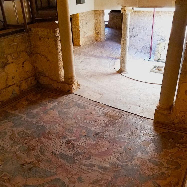 The Baths at Villa Romana