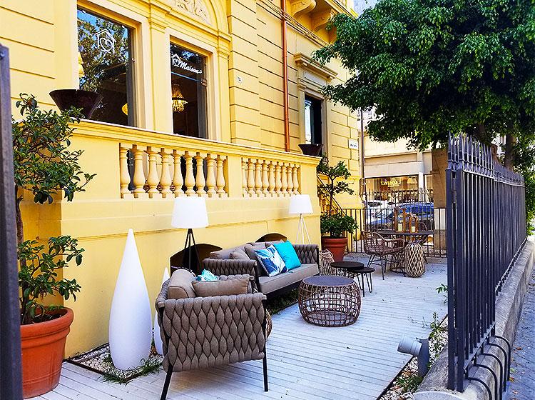 Home decor store in Palermo