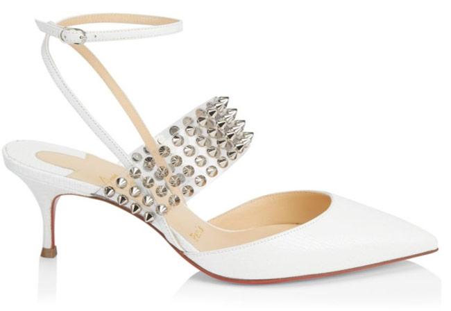 Read Karen Klopp and Hilary Dick's article in New York Social Diary.   FIT Fashion Week Christian Louboutin