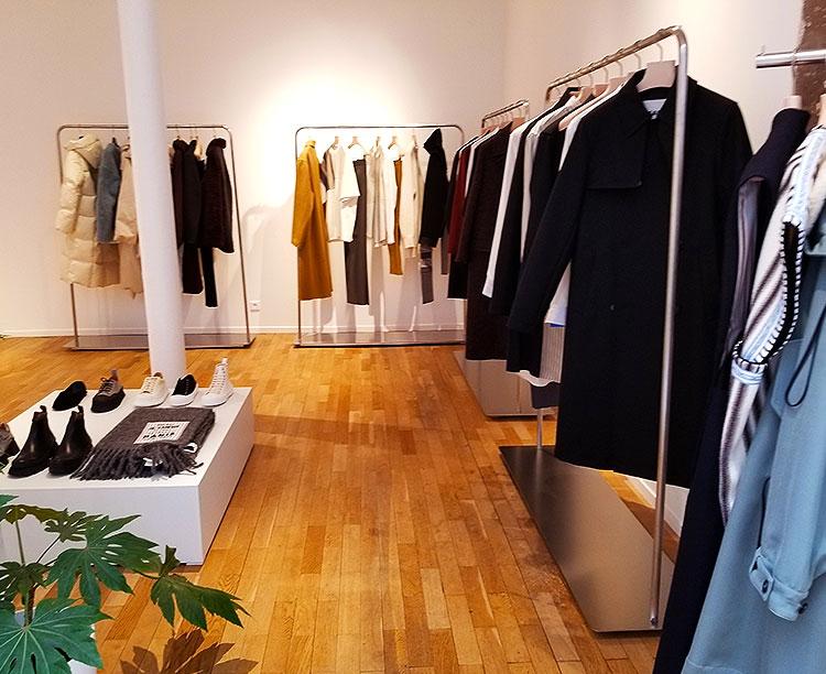 Inside the new Jil Sander boutique