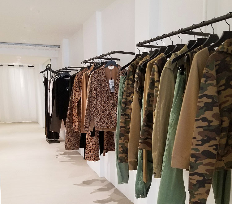 Inside the Nili Lotan Madison Avenue store