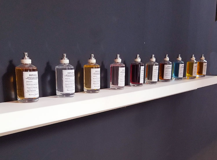 Replica Perfumes from Margiela for sale in NY