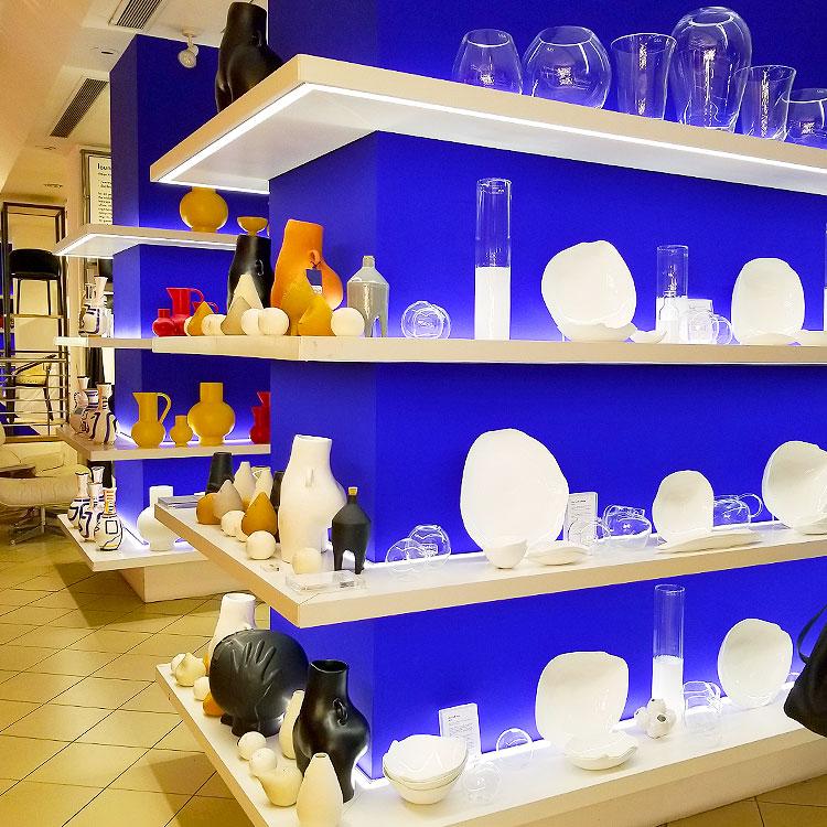 Inside The Conran Shop in London