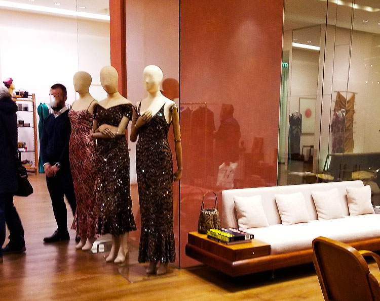 The Saloni Boutique in London
