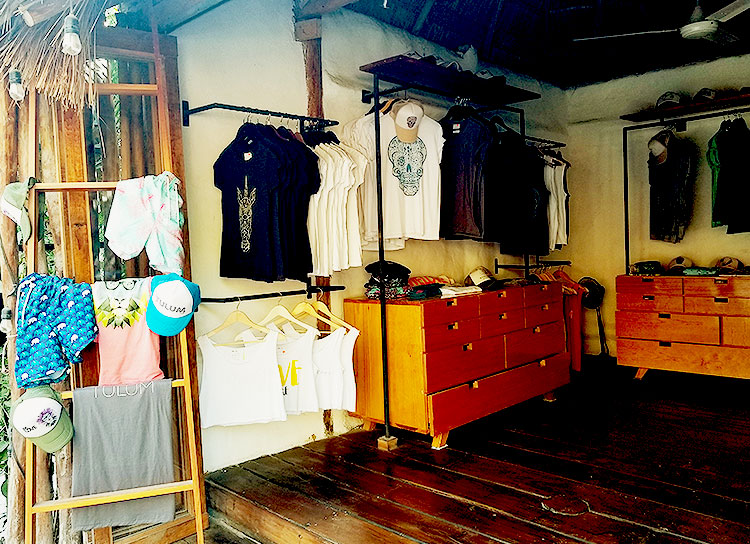 Contemporary Tee's in One Boutique in Tulum