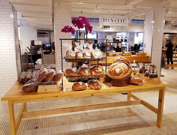 Beautiful Bespoke Bread on Madison