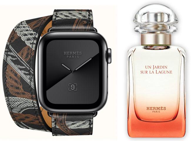 Karen Klopp, Hilary Dick, New York Social Diary shop Madison Avenue, New York,  Hermes