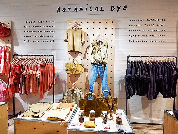 Small Batch Organic Dye Clothing