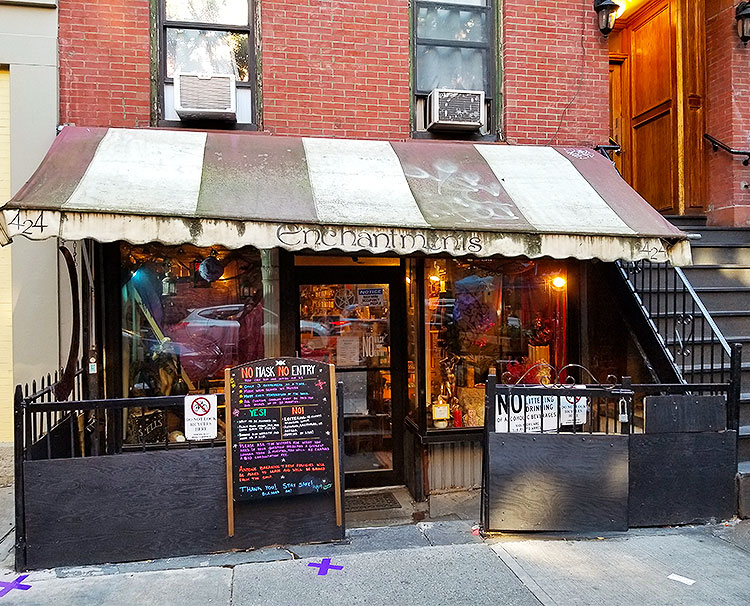 New York's Oldest Occult Store