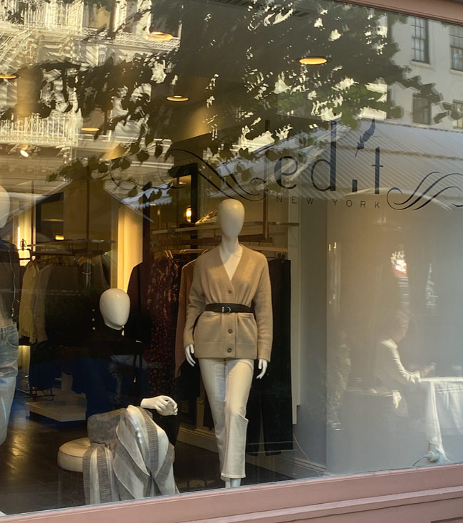 New York Social Diary Karen Klopp & Hilary Dick article on Carnegie Hill