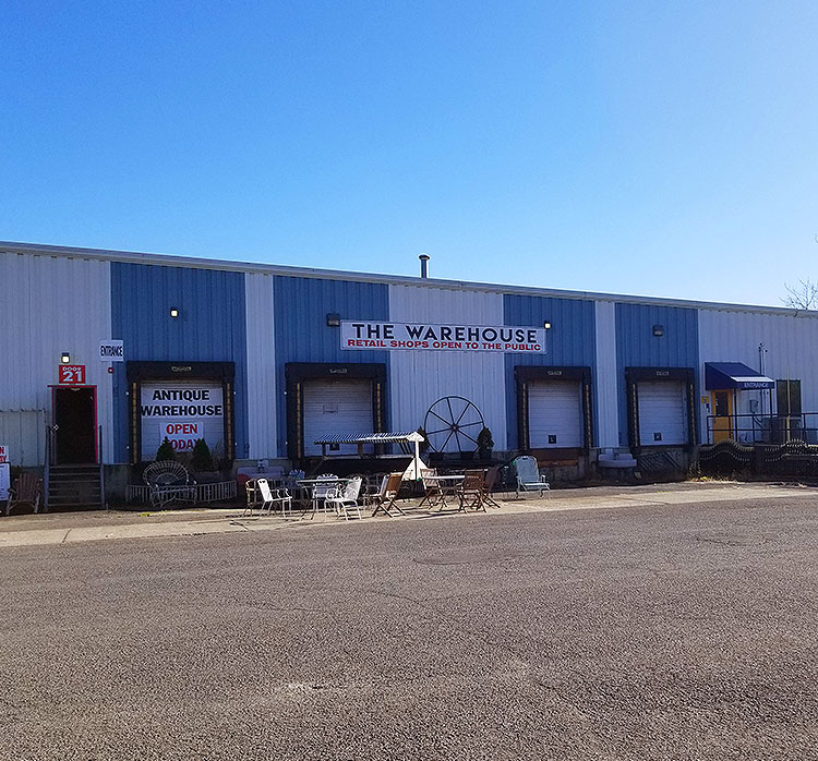Outside The Warehouse