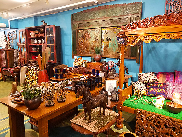 Asian Pieces For The Home