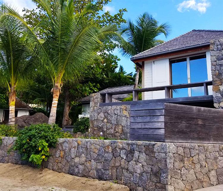 The Former Buddha Bay Villa.