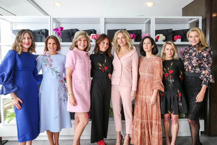 New York Social Diary article by Karen Klopp & Hilary Dick on What to wear to the Society Of memorial Sloan Kettering's Annual Winter Lunch.  Amory McAndrew, Virginia Tomenson, Jamee Gregory, Alison Loehnis, Veronica Swanson Beard, Patricia Herrera Lansing, Lisa Errico, and Kristy Clark.