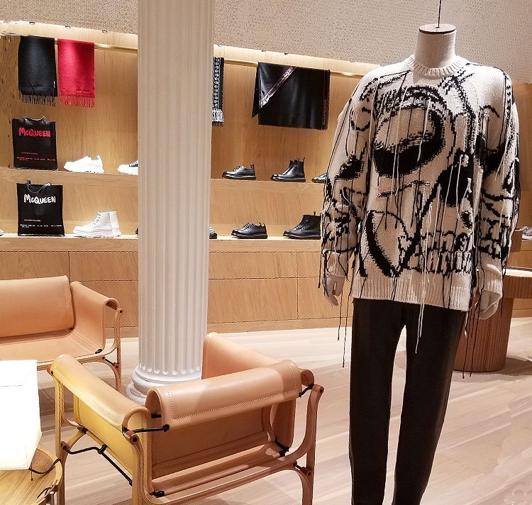 A Signature Scull Sweater for Men