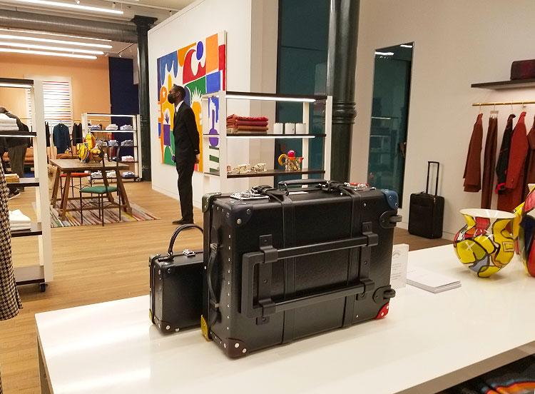 Luggage and Art