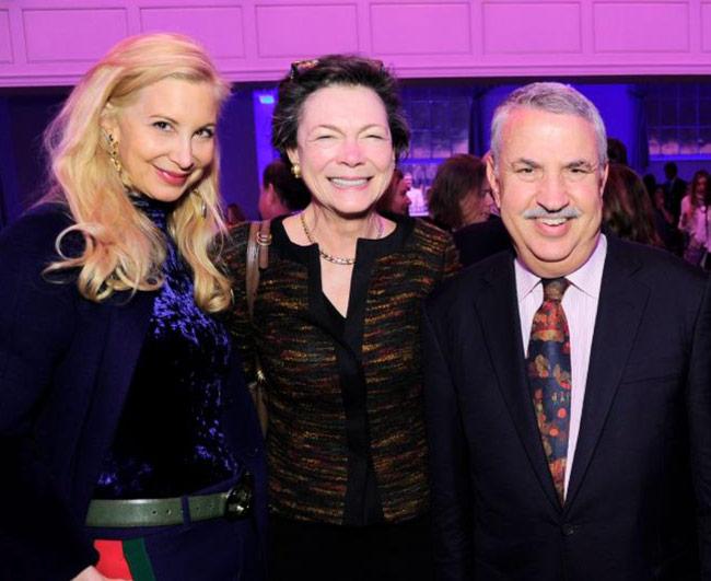 Karen Klopp and Hilary Dick article for New York Social Diary, New York BCNY Winter Luncheon