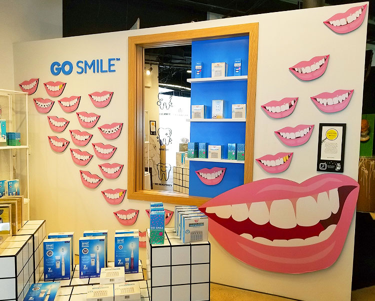 A New Way to Take Care of Your Smile.