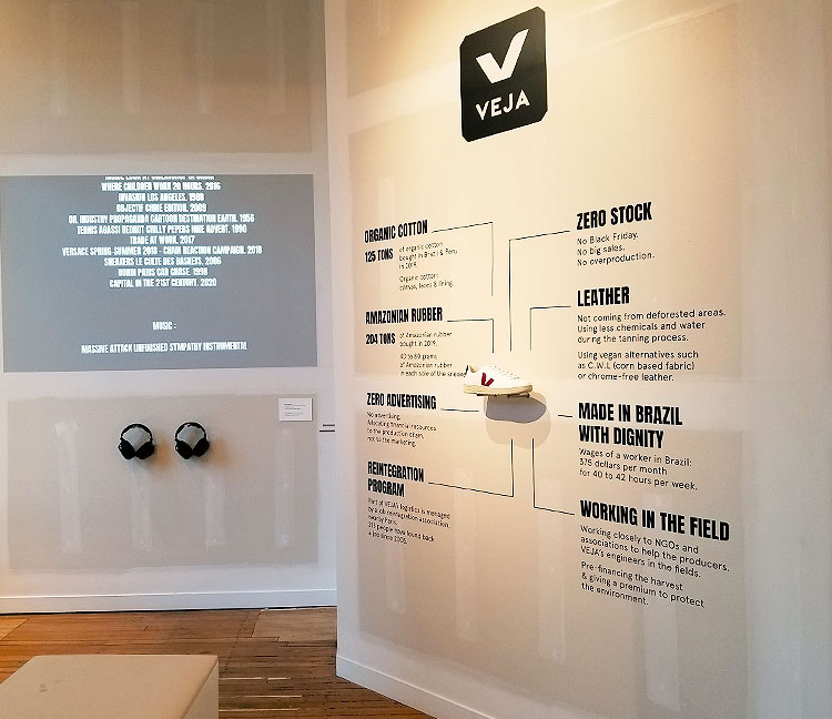 Veja is Proud of How Its Sneakers Are Made.