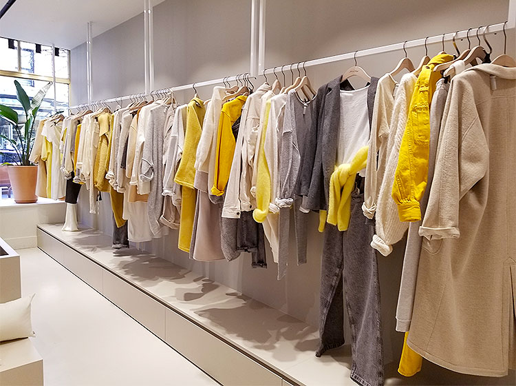 A Daffoodil View of clothing
