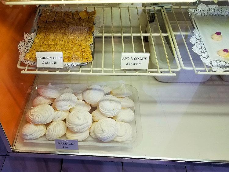 Rich Butter Cookies.