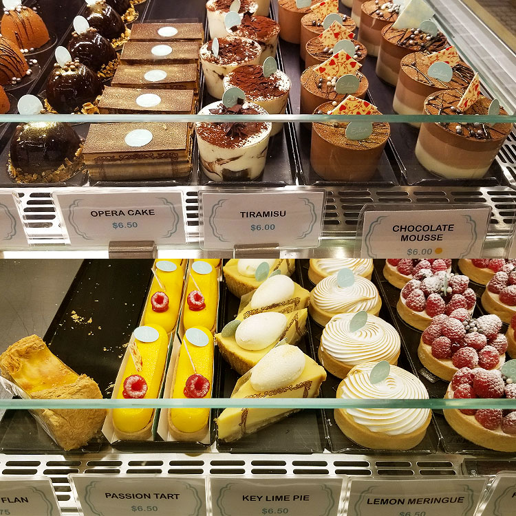 Cakes, Tarts and More.