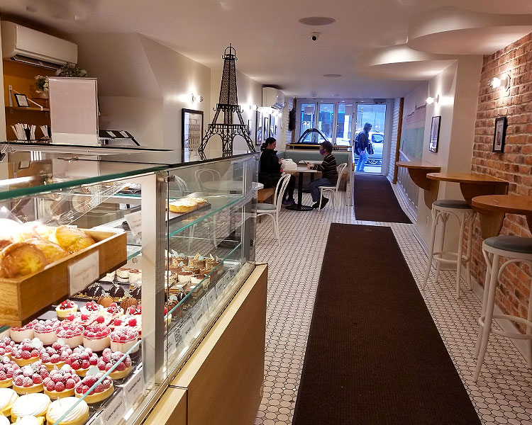 A Sweets Cafe