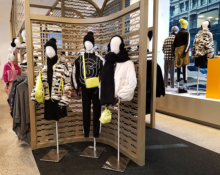 Ugg Clothing in New York