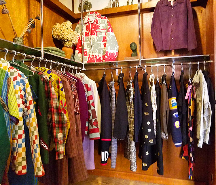 A Clothing Corner
