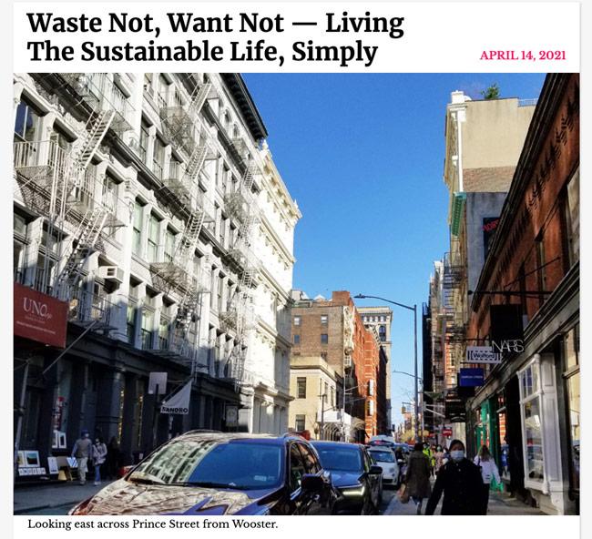 karen klopp, hilary dick, Sustainable fashion, New York Social Diary. Barbara Hodes.