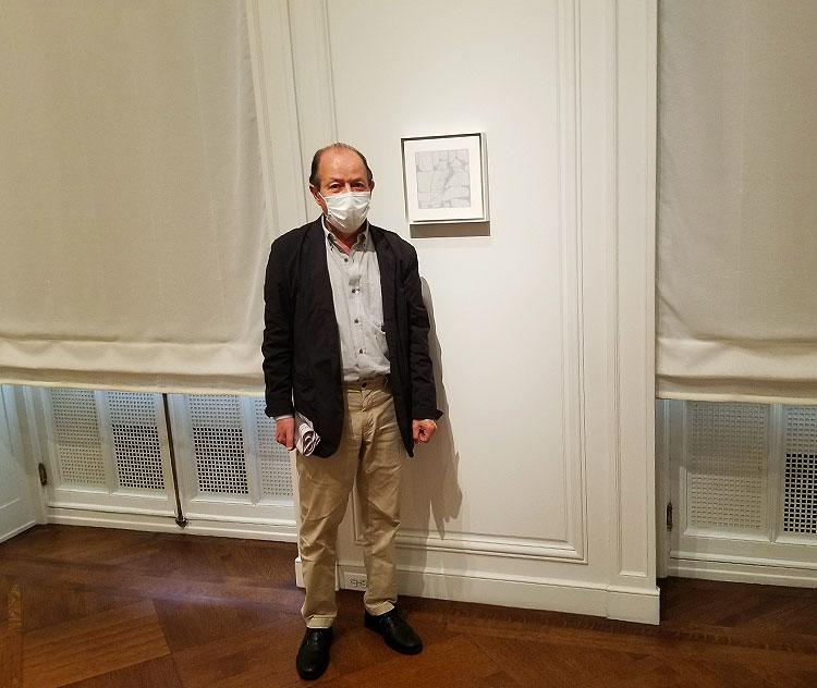 The Artist Jacob El Hanani on Madison
