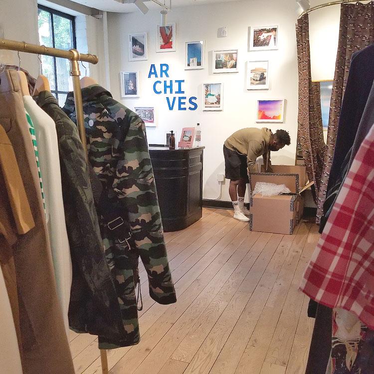 Unpacking Indie Merchandise