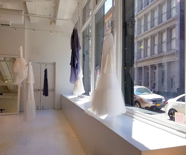 Clothes Floating in The Window