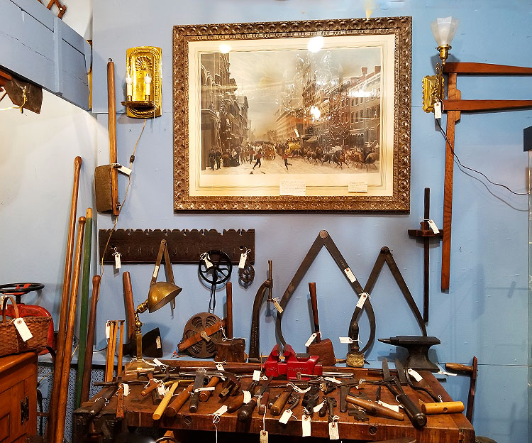 Antique Tools and Appliances