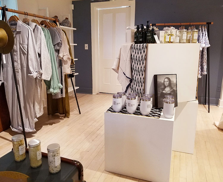 Curated clothing and Accesories
