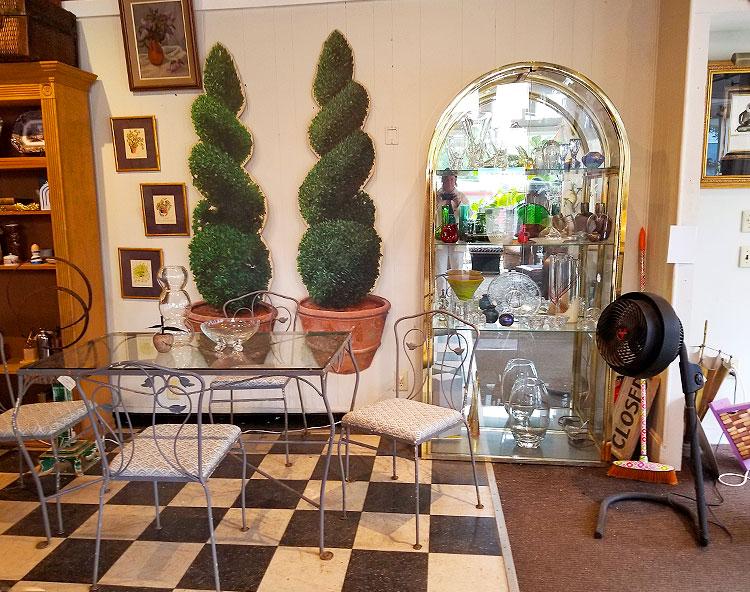 Tin Topiaries for sale in Millerton
